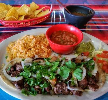 Tacos De Carnita